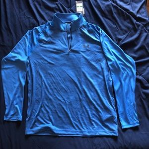Under Armour Long Sleeve 3/4 zip L